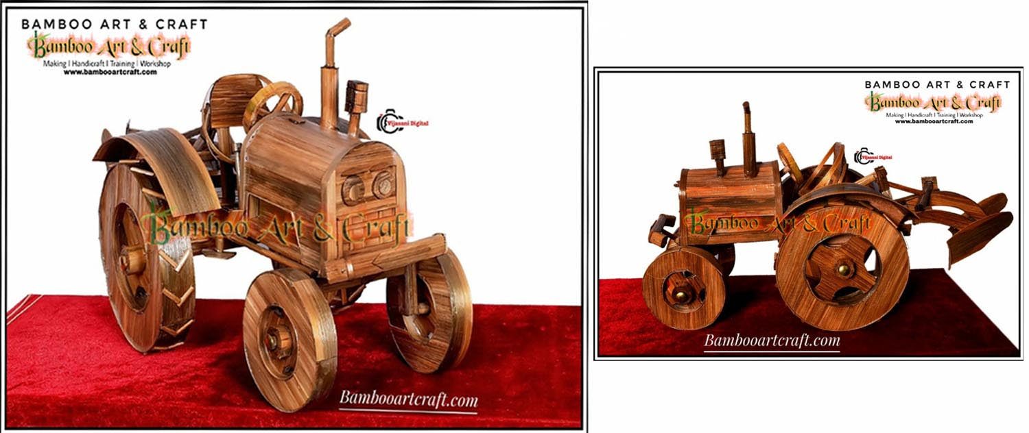 Bamboo Tractor